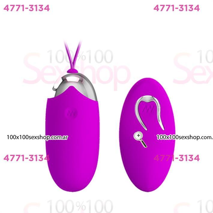 Bala vibradora inalambrica con carga USB