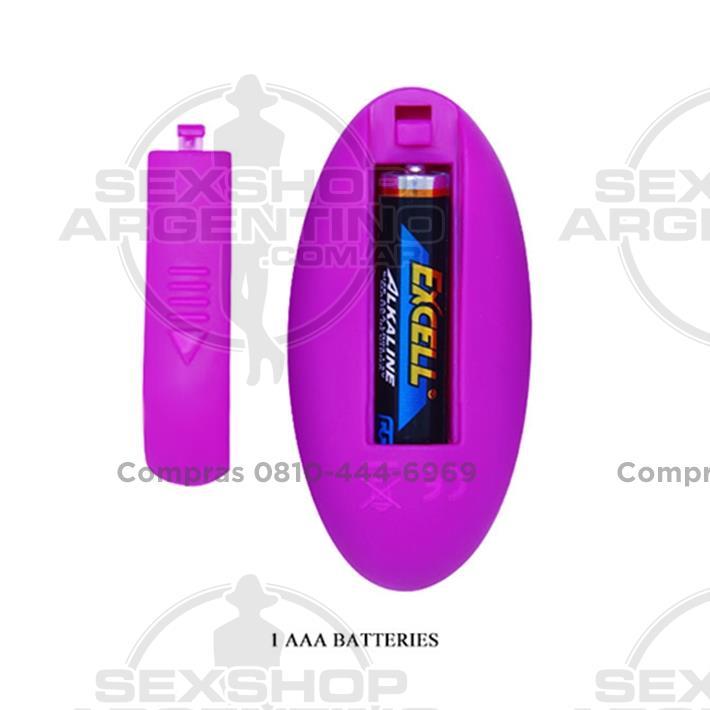 Estimuladores, Estimuladores femeninos - Bala estimuladora inalambrica satinada