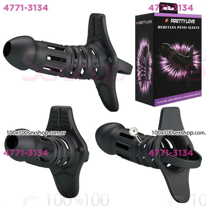 Protesis para estimulacion vaginal
