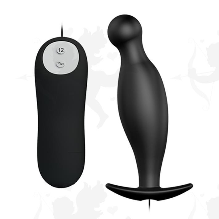 Cód: SS-PL-040036 - Vibrador anal con 12 velocidades de estimulación - $ 1550