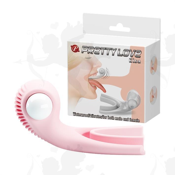 Cód: SS-PL-210164 - Vibrador para el uso bucal - $ 2170