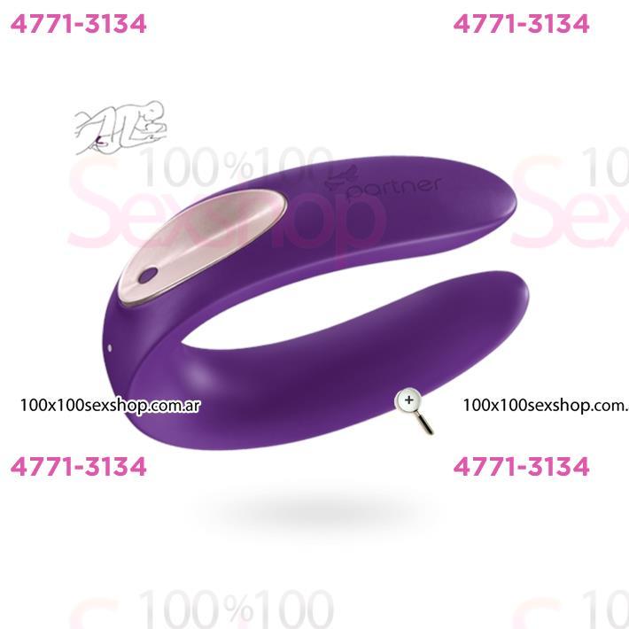 Estimulador de clitoris con 10 velocidades y USB