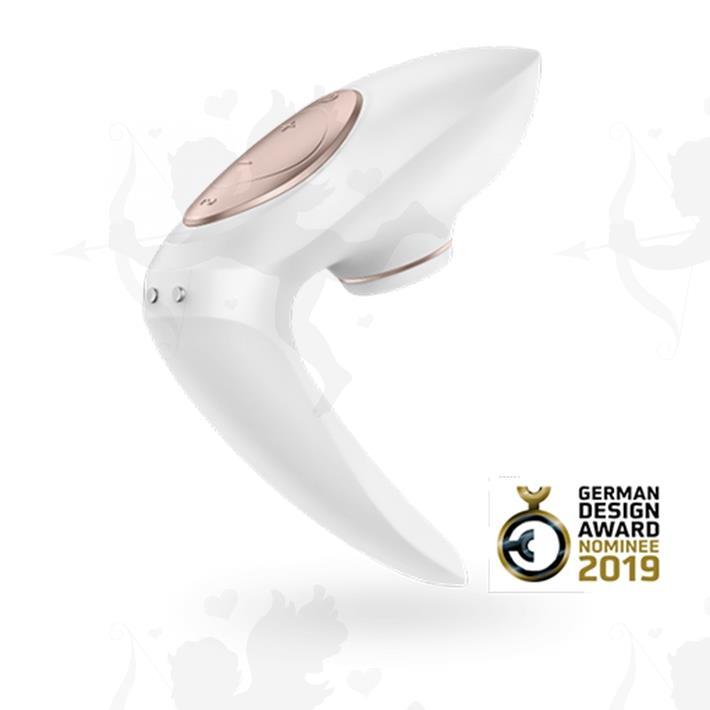 Cód: SS-SA-5498 - Succionador de clitoris para parejas con carga usb - $ 10580