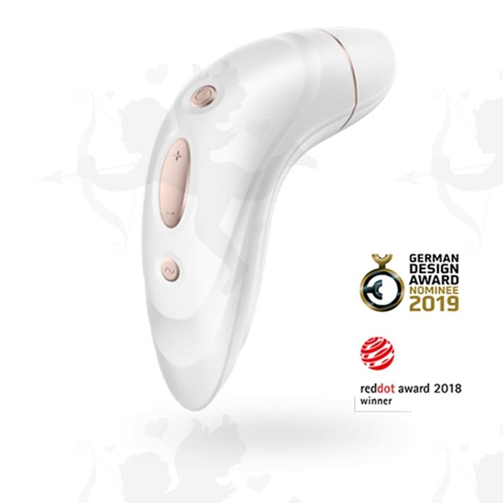 Cód: SS-SA-5511 - Succionador estimulador de clitoris con carga USB - $ 7350