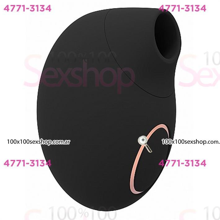 Cód: CA SS-SH-IR01 - Pequeño Succionador de clitoris con 11 funciones y carga USB - $ 10600
